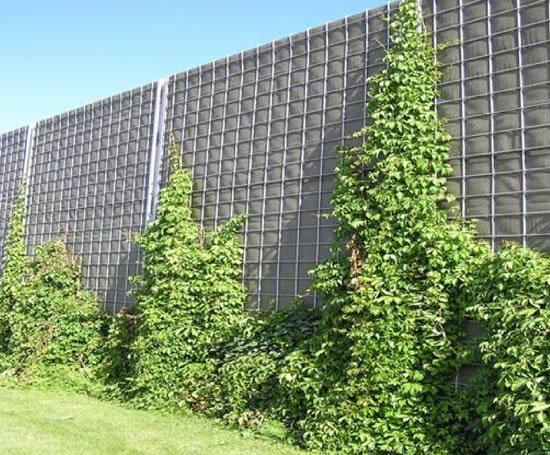 Concrete Sound Walls : Planta green sound barriers ruthin precast concrete
