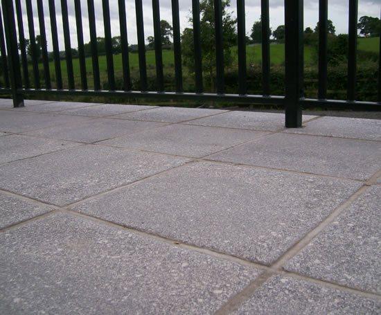 Solo concrete paving | Ruthin Precast Concrete | ESI