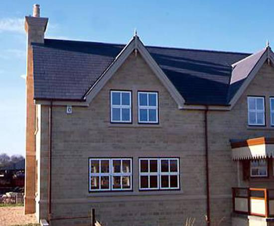 Britslate Countess Plain Roof Tiles Sandtoft Roof Tiles