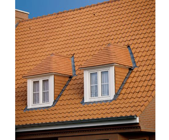 Flemish 401 Interlocking Pantiles Sandtoft Roof Tiles