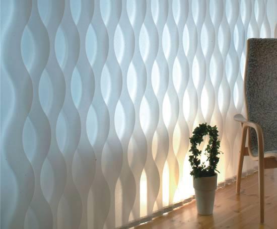 Vertical Blind Systems Silent Gliss Esi Interior Design