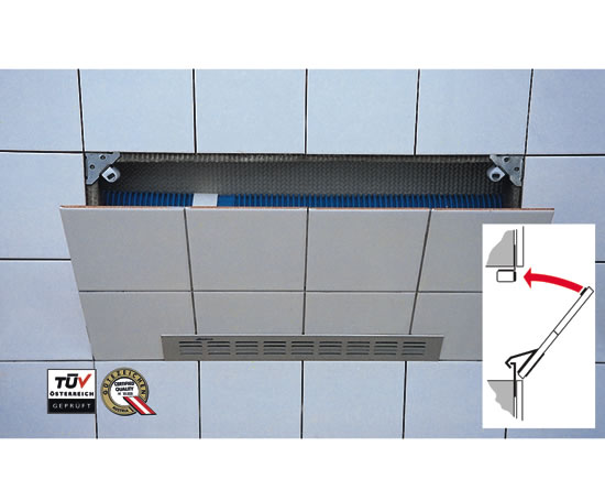 Alpro 2000 Tiled Access Panel Access Panel Company Esi