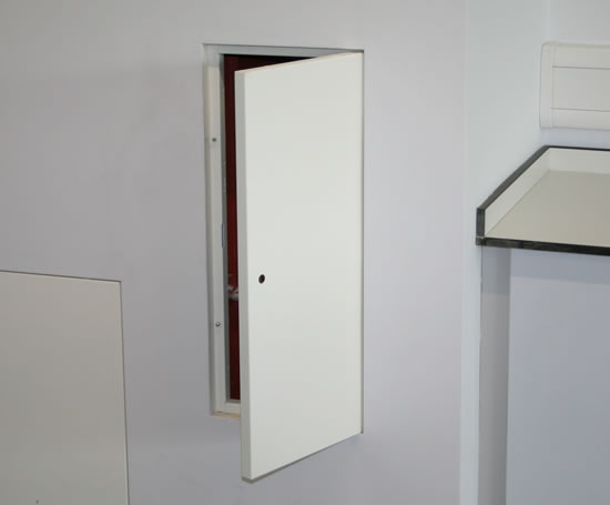 Fire Rated Access Doors : Premium fire rated access panels panel company