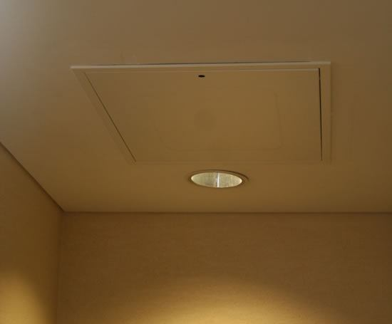 Loft Hatch Insulated And Fire Rated Access Panel Access