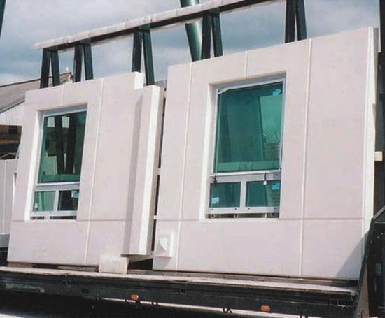 Precast Concrete Cladding Sheets : Precast concrete cladding marble mosaic company esi