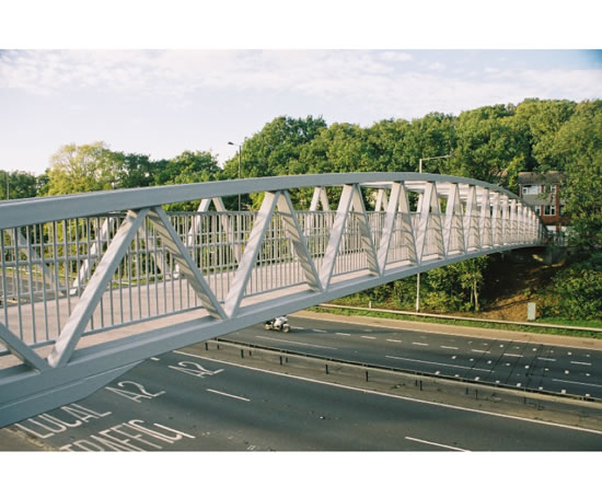 the history of bridge design from the romans to the warren truss How to build a bridge the romans frequently built bridges with several small arches on  warren truss pratt truss k  roman arch bridge history the river i.