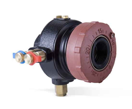 DA 518 differential pressure controller
