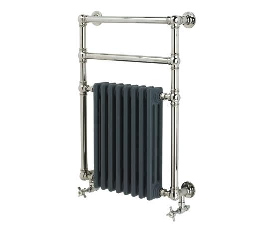 OG009 radiator/heated towel rail | Vogue | ESI Interior Design