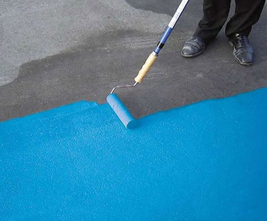 Anti slip traffic paint for interior and exterior use watco uk esi building design - Non slip exterior paint style ...