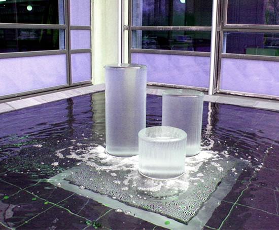 water features lakeland head office water sculptures
