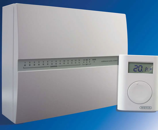 Heating Controls  Wavin Underfloor Heating Controls