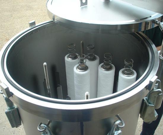 Klariflo® cartridge filters