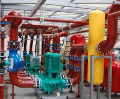 Packaged pumping stations