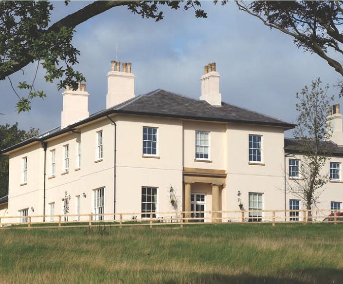 Badby Park Nursing Home, Daventry