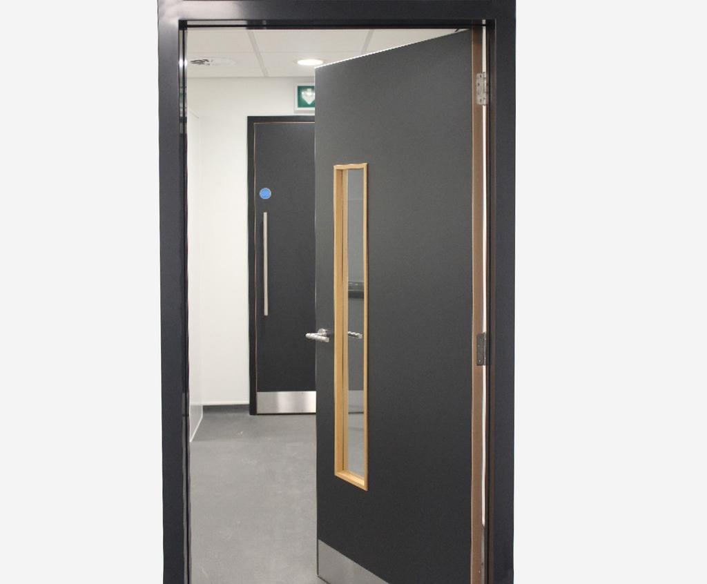 Nationframe ST steel wrap-around door frame & Nationframe ST steel wrap-around door frames | Stemko Group Ltd ...
