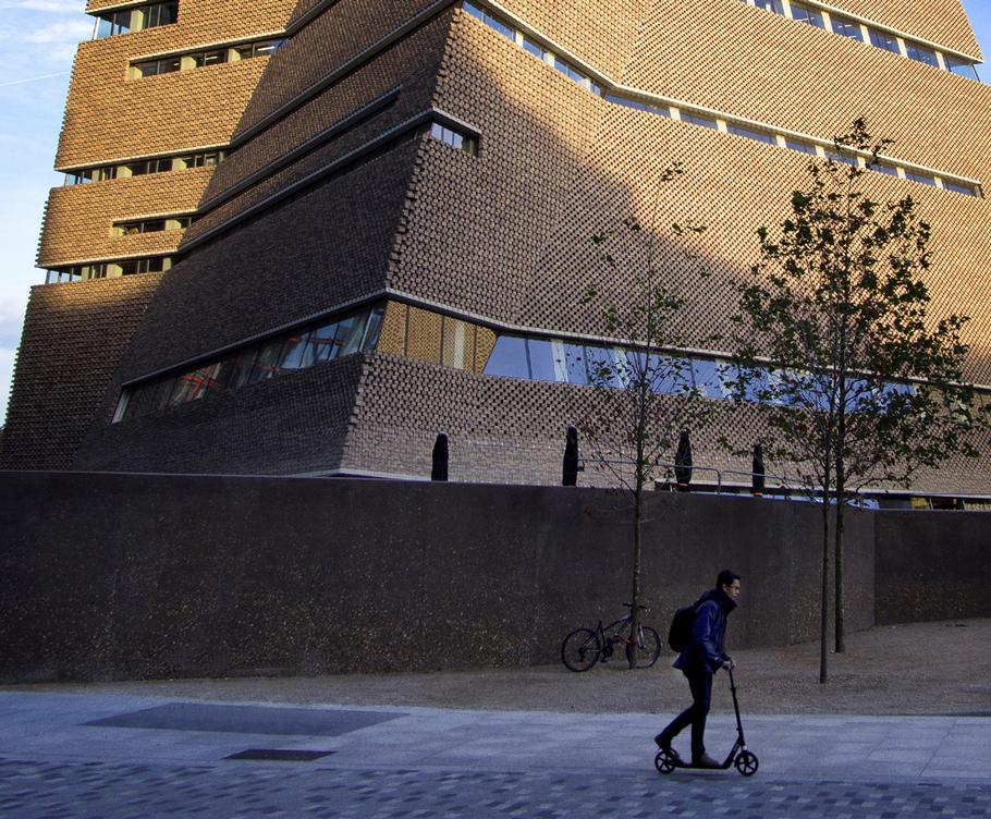 Bespoke drainage for Tate Modern