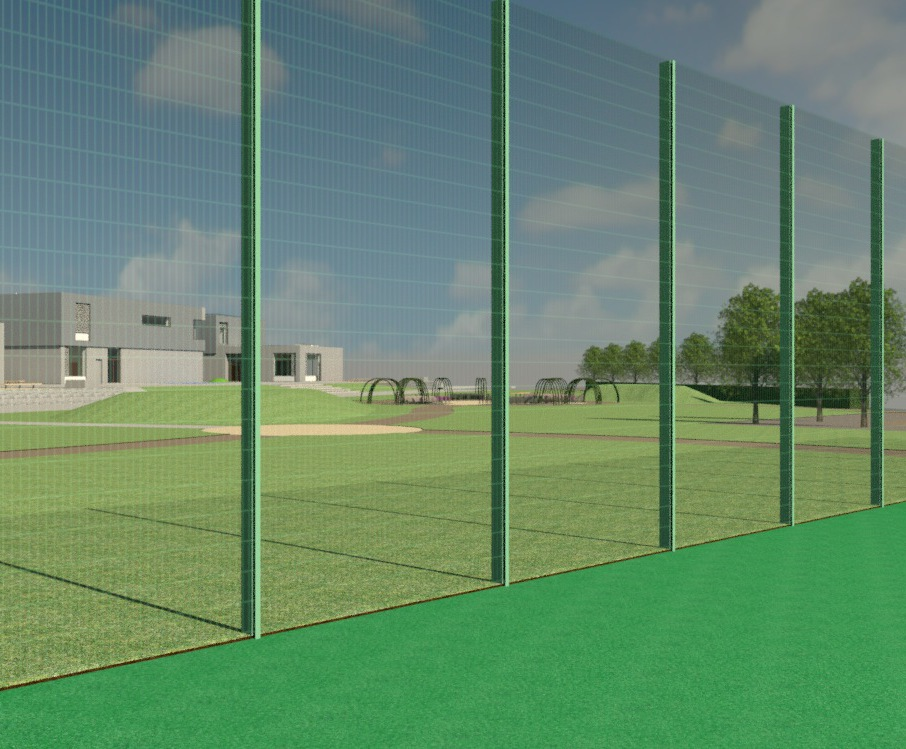 Easy Revit visualisation from CLD helps architects | CLD Fencing