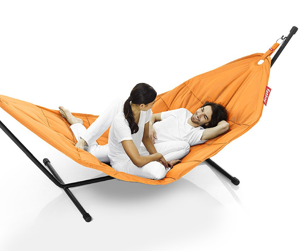 stand fatboy hammock headdemock black by taupe with prod