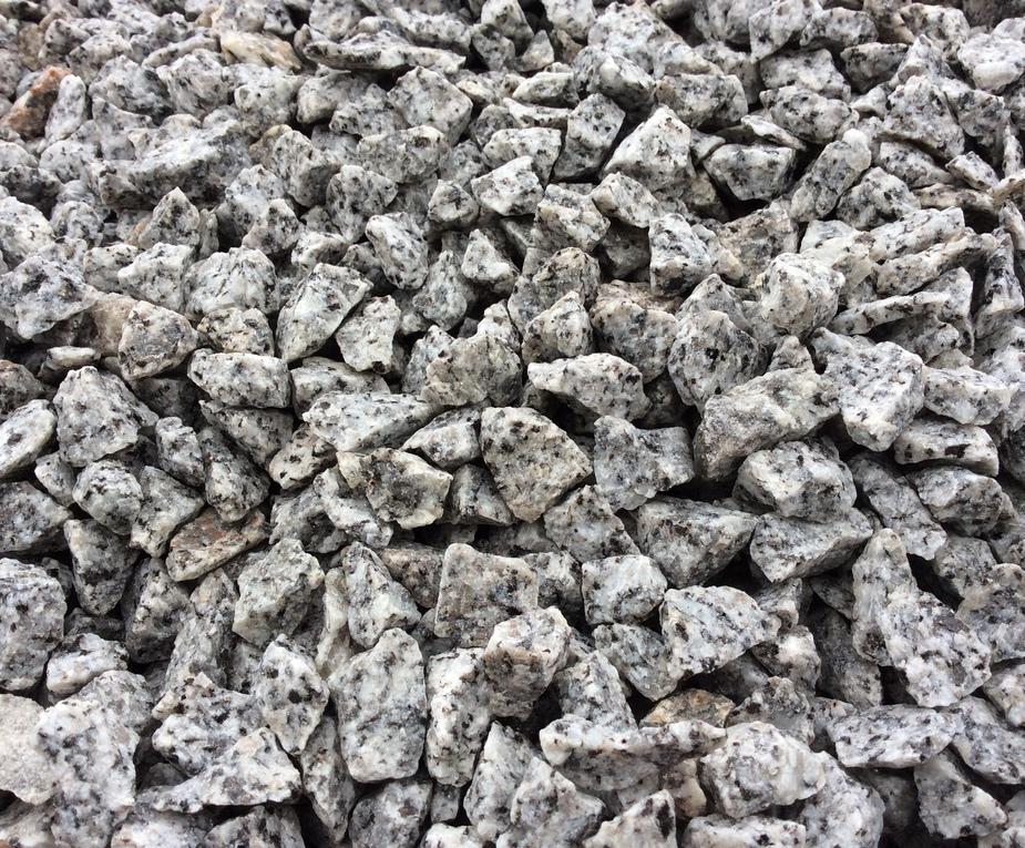 Select granite aggregates | Colas | ESI External Works