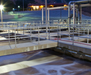 AnoxKaldnes™ Hybas™ activated sludge and MBBR hybrid