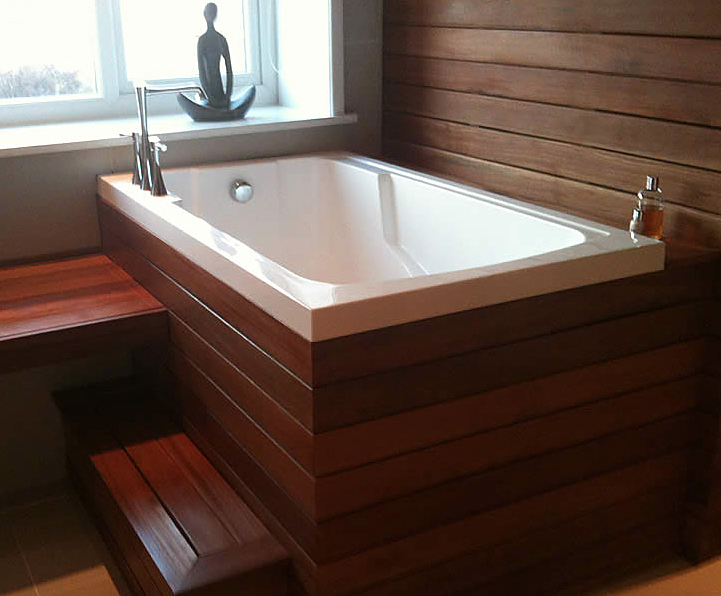 alcove soaking idea a iron within tub cast baths with for org perfect are two extra bathtubs bathtub combine installed tubs deep your interior