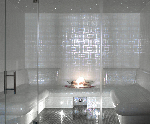 Bespoke steam rooms and steam showers
