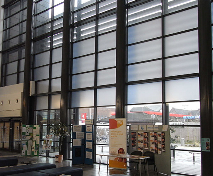 Easifilm Frosted window film for two-way privacy | Westgate