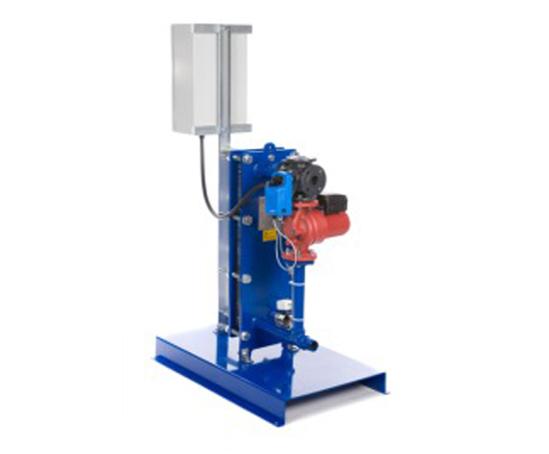 HWS packaged plate heat exchangers | MHG Heating | ESI