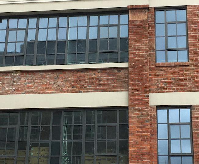 High-performance foam tapes seal hotel aluminium windows