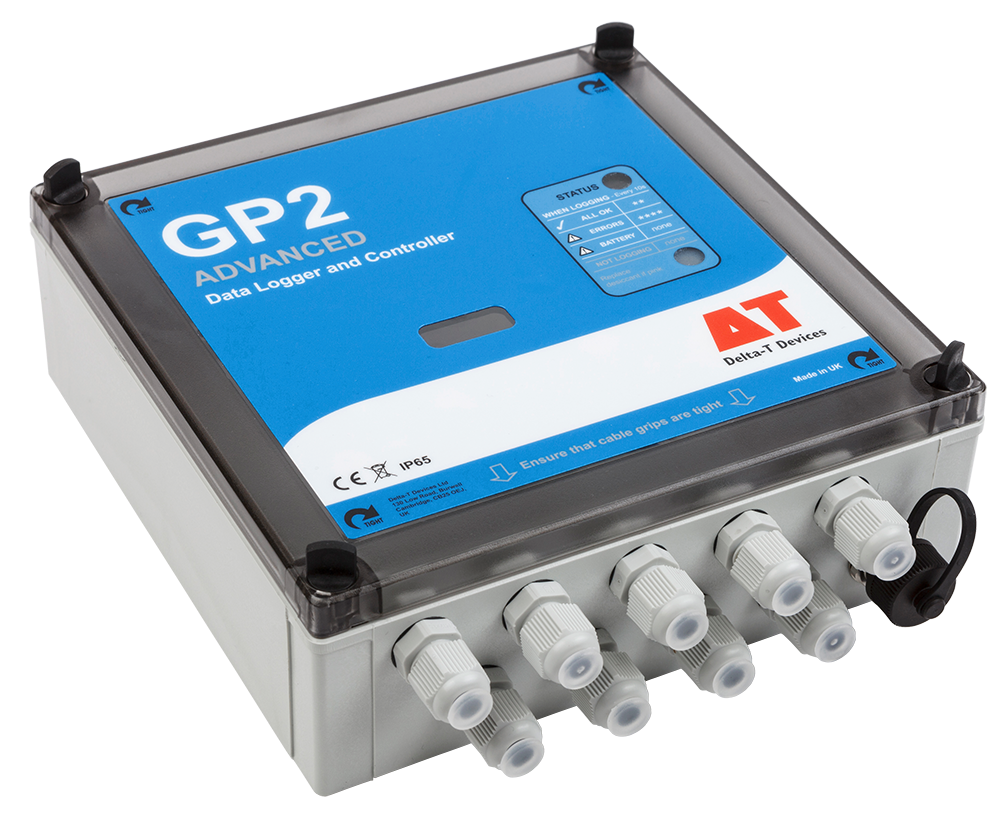 GP2 - advanced datalogger and controller