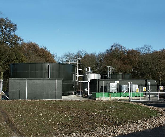 Sequential batch reactors