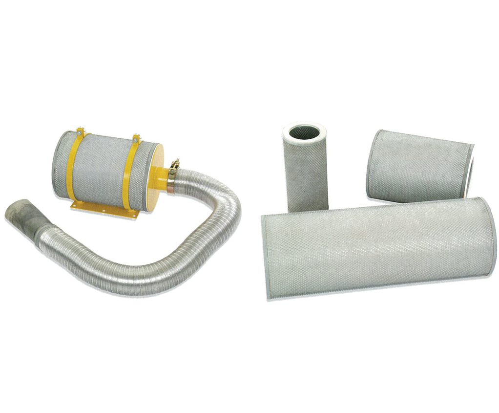 Metro Mf200 High Temperature Diesel Exhaust Filter Units The Wiring Harness Cummins Series