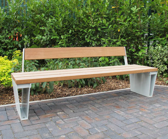 Veeva straight and curved bench seats