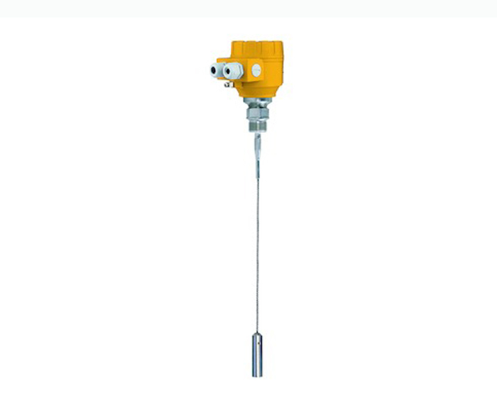 2291 Contacting Radar level transmitter