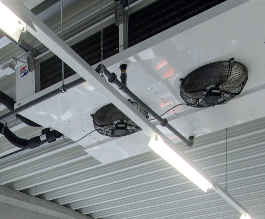 COOL-FIT 2.0 climate control solution at printing plant