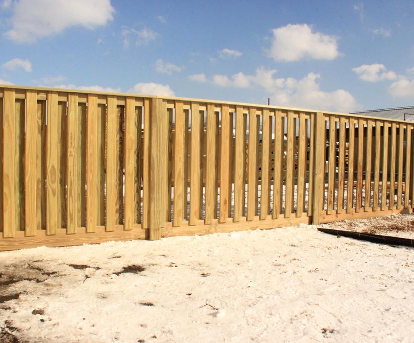 Storm Hit & Miss Fence Panels | Jacksons Fencing | ESI