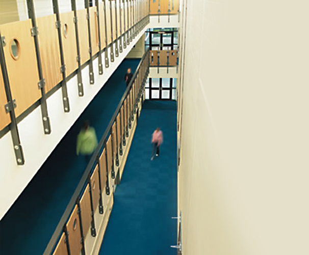 Montage Carpet Tiles Combined Schools Leeds