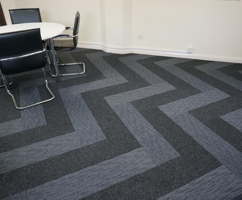 Creative Carpet Design For Office