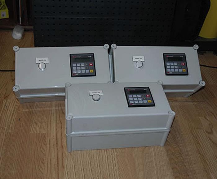 Leachate measurement monitors
