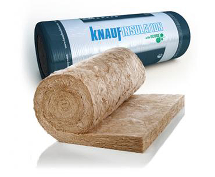 Bu02 built-up standing seam roof insulation system | Knauf