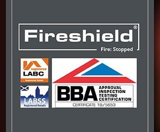 Fireshield® membrane awarded BBA certification | A Proctor