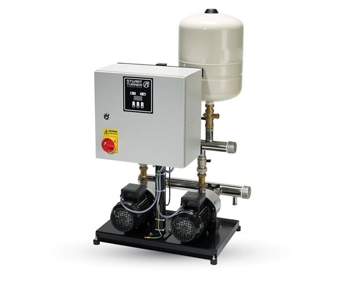 Aquaboost cold water booster set ABB 0305 2H-SPC/M
