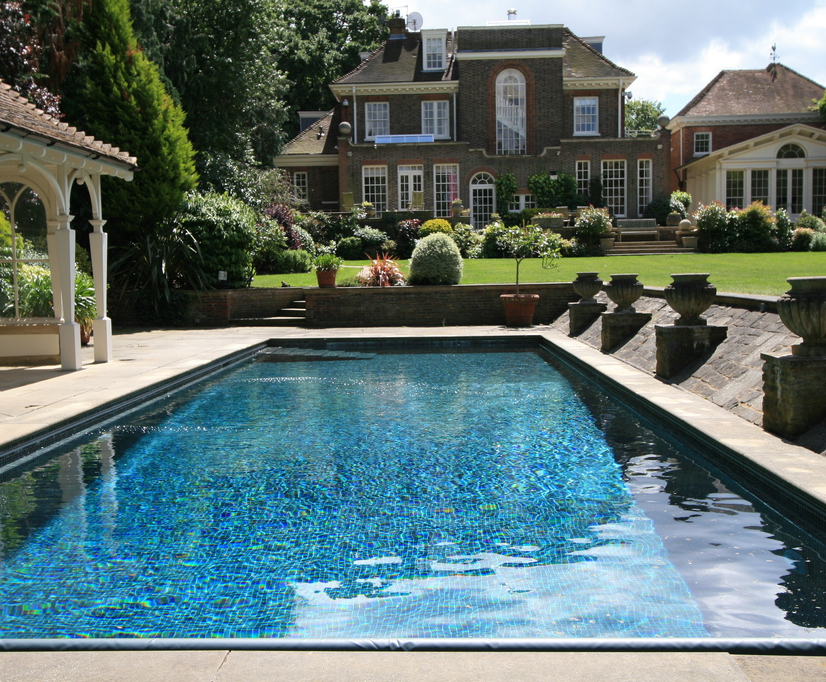 Domestic outdoor pool refurbishment | London Swimming Pool ...