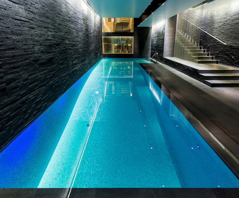 SPATA Gold Award   Residential Indoor Pool