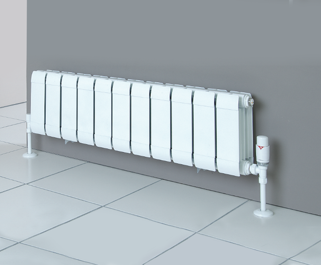Faral Sill Line extruded aluminium radiator | AEL Heating Solutions ...