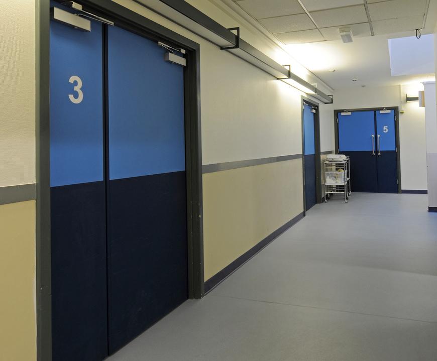 Acrovyn® impact-resistant doors & CS Acrovyn® Doors   Construction Specialties   ESI Building Design