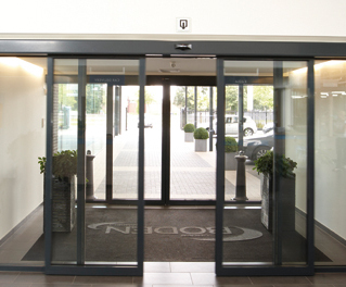 Powerdrive PL / PL-FR linear sliding door drives & Powerdrive PL / PL-FR linear sliding door drives | GEZE UK | ESI ...