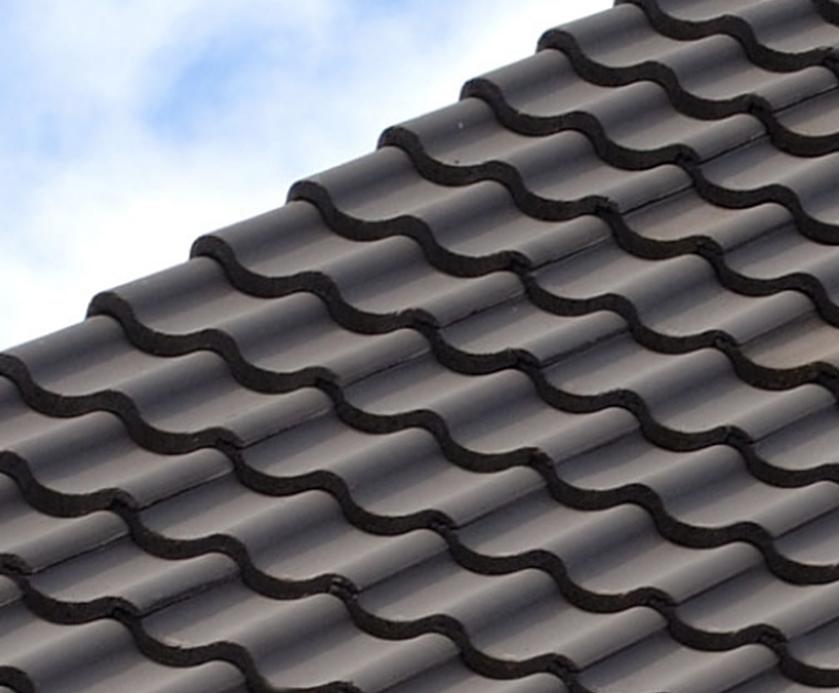 Mendip 12 5 Low Pitch Concrete Interlocking Roof Tile Marley Esi Building Design