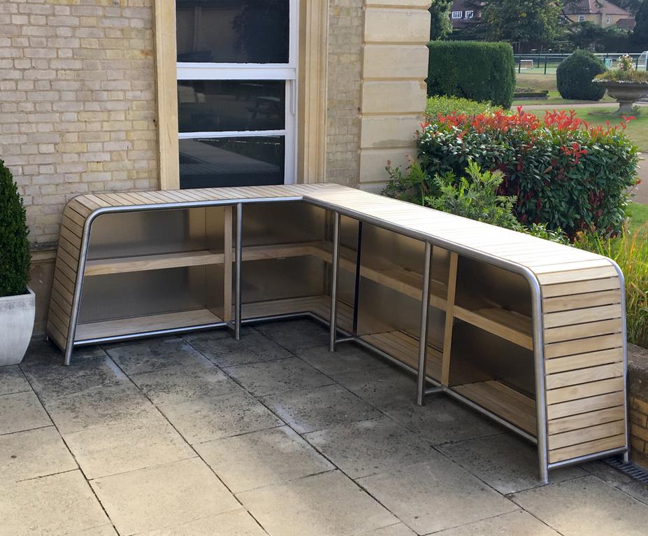 bespoke outdoor rucksack storage unit benchmark design esi rh externalworksindex co uk