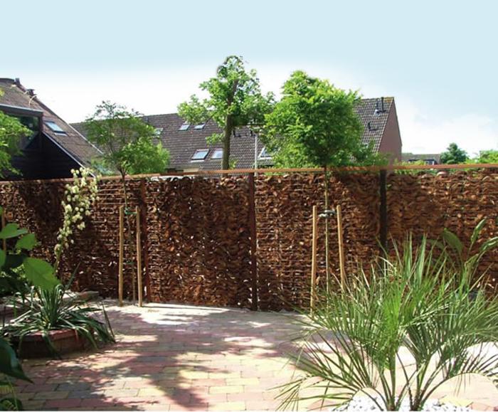 Greenscreen Husk Garden Screen Livingreen Design ESI External